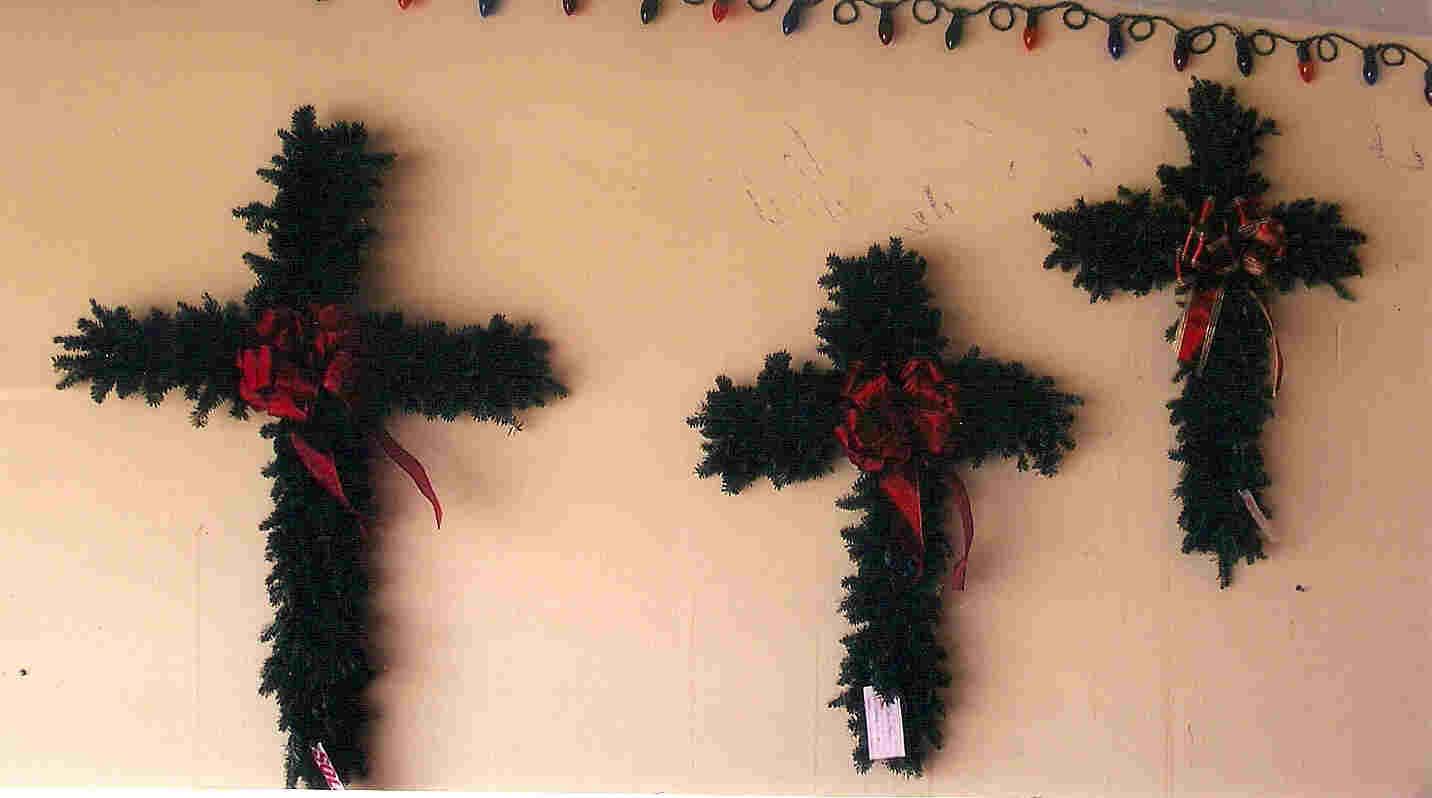 Concho Christmas Tree Farm Fresh Wreaths